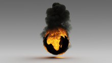 Earth On Fire African Continen...