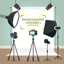 Photography Studio Background