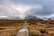 West Highlands Way - Hiking In Scotland