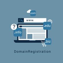 Vector Illustration Of Registr...