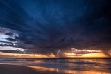 Perth ocean lightning