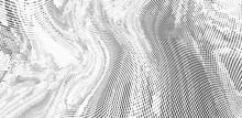 Grunge Halftone Dots Pattern T...