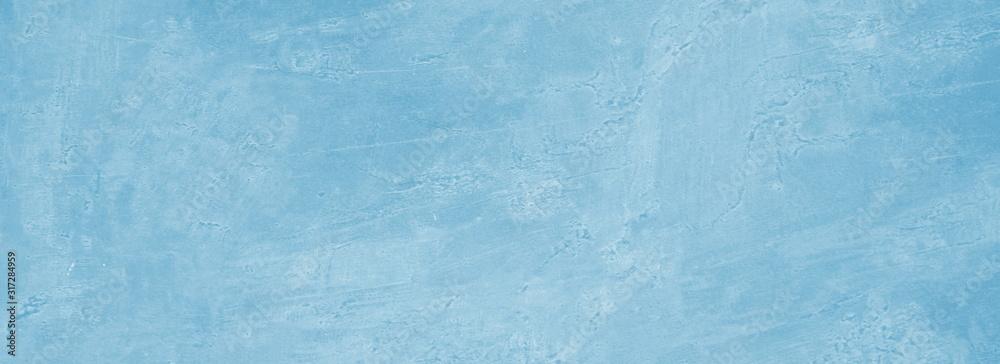 Fototapeta Hintergrund abstrakt blau und türkis