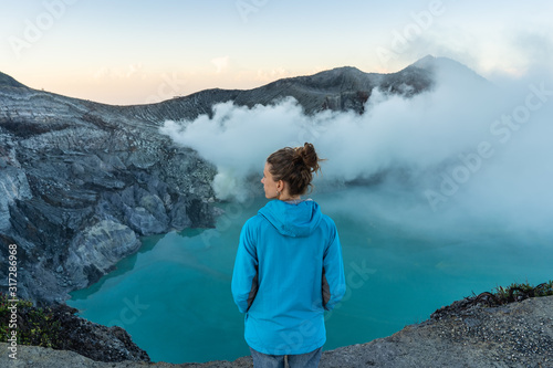 Платно Backpacking in Asia, looking for dreamscape