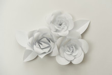 Hand Crafted Paper Flowers Bou...
