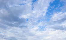 見上げた空のパノラマ