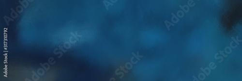 Valokuva retro horizontal background design with dark slate gray, very dark blue and teal