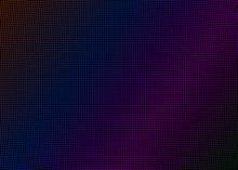Psychedelic Grid. Bright Abstr...