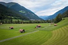 Lovely Farm Shacks Located Nea...