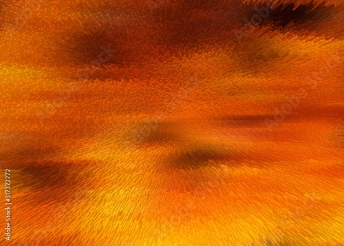 Fotografía FIRE exrtrude Background With Extrude Texture Abstract Grunge Illustration