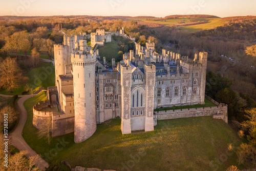 Fényképezés Arundel Castle, Arundel, West Sussex, England, United Kingdom