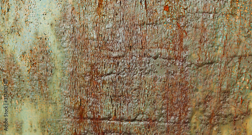Old rustic grunge wall texture background with space for text or a photo