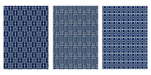 Japanese Basket Weave, Maze, C...