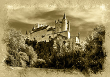 View Of The Medieval Castle Al...