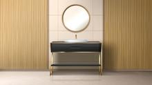 Bathroom With Washbasin And Go...
