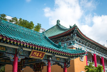 Wong Tai Sin Temple, A Famous ...