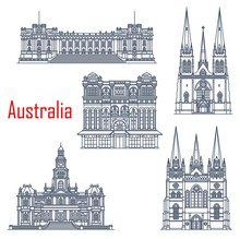Australian Famous Building Lan...