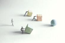 Usiness Problem Solution, Surreal Concept