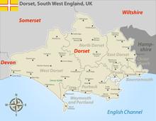 Dorset, South West England, UK