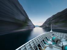 Rush Through The Trollfjord