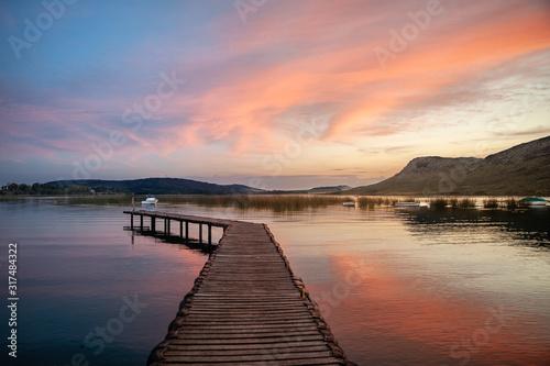 Fototapeta Laguna La Brava obraz na płótnie
