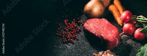 Valokuva Steak