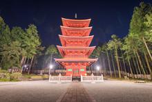 Shizuoka, Japan At Taiseki-ji ...
