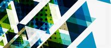 Vector Triangle Geometric Abst...