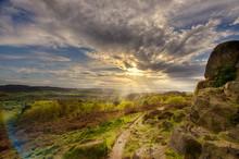 Beautiful English Landscape Co...