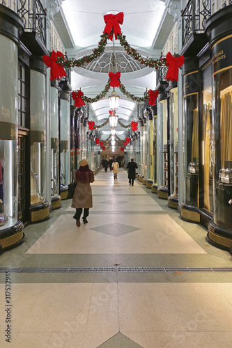 Photo Piccadilly Arcade in London UK