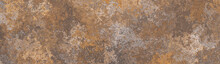 Rusty Brown Metal Background.S...
