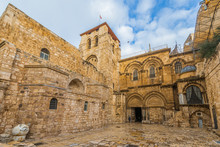 The Church Of The Holy Sepulch...