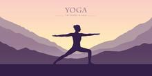 Girl Makes Yoga Mountain View ...