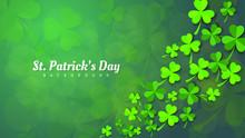 Background Of St. Patrick's Da...