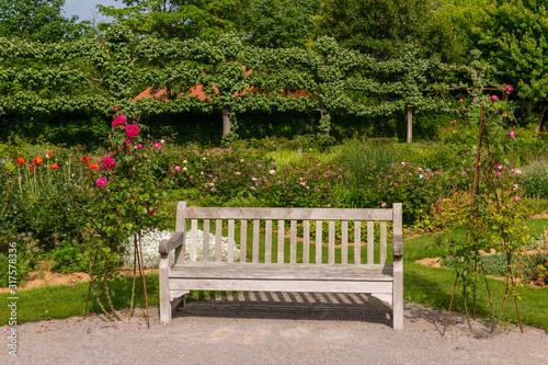 Fototapety, obrazy: Les jardins de Valloires