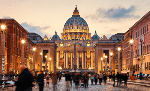 Stampa su Tela Vatican City Holy( See)