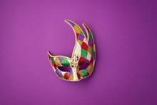 Festive, Colorful Mardi Gras O...