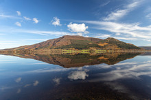 Bassenthwaite And Skiddaw
