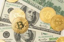 Bitcoin Cryptocurrency, Virtua...