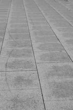 Vertical Shot Of A Concrete Si...