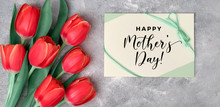 Happy Mother's Day, Flat Lay W...