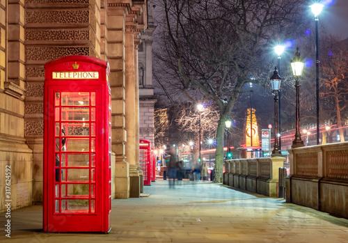 Fototapeta London
