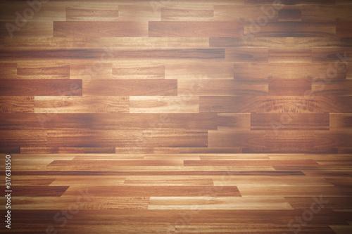 Fotomural 様々な木の種類の壁空間イメージ