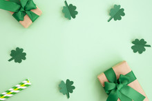 St Patrick's Day Composition. ...