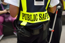 Safety Public Guard In New York City