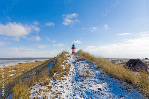 Foto Sylt im Winter
