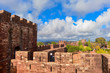 Burg von Silves, Algarve-Portugal