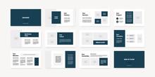 Minimal Style Powerpoint Slide...