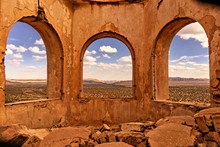 The Ruins Of The Fort Ksar Taf...