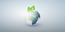 Blue Global Eco Concept Design...